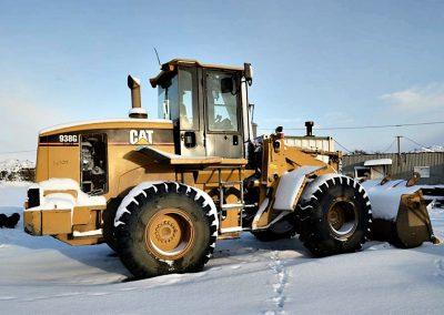 004 - Arriendo Maquinas y Camiones