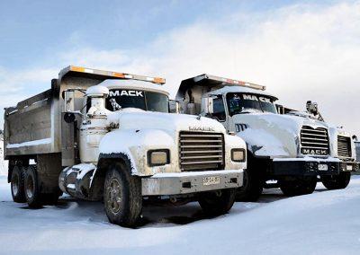 006 - Arriendo Maquinas y Camiones