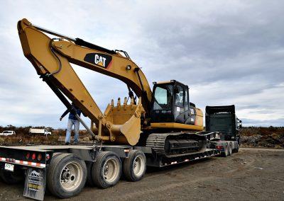 008 - Arriendo Maquinas y Camiones