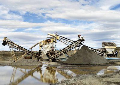 022 - Planta de Lavado - Extración y Producción de Áridos